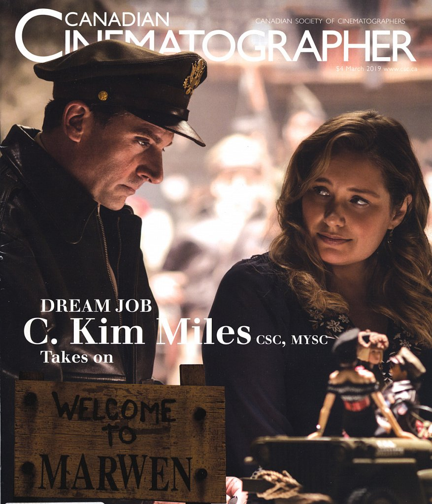 Cover of Canadian Cinematographer